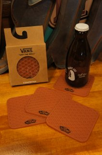 VANS COASTER PACK (RUBBER)