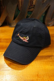 BANKS JOURNAL × PARAMOUNT COFFEE PROJECT SHARKS HAT (DIRTY DENIM)