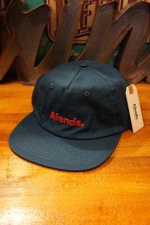 AFENDS Home Grown SNAPBACK CAP (DEEP WATER)