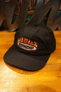 RIPNDIP Welcome To Heck Strapback (Black)