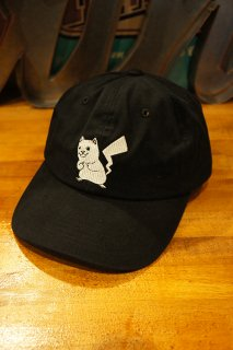 RIPNDIP Catch Em All Strapback (Black)