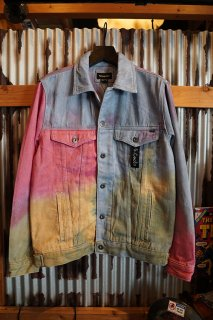 Barney Cools B.Rigid jacket (Tie dye)