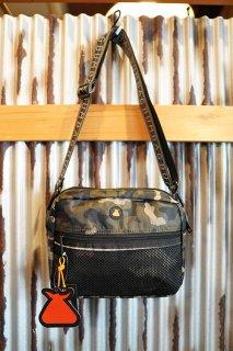 BUMBAG HI VIZ Compact XL Shoulder Bag (Camo)