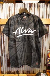 ALVA SKATES TONY ALVA TIE DYE TEE (BLACK)