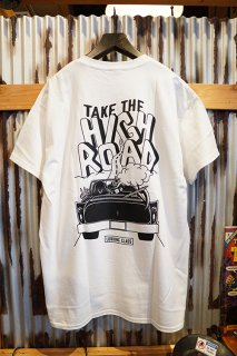 LURKING CLASS BY SKETCHY TANK ROAD TRIP TEE (WHITE)
