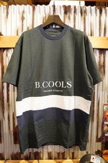Barney Cools Heritage Tee (Forest panel)
