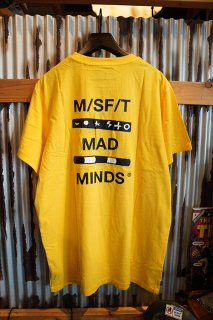 MISFIT SHAPES Ohomi Song Tee (Yellow)