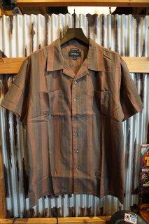 BRIXTON Cruze S/S Woven Shirt (Hide)