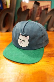 RIPNDIP Losing My Mind Strapback (Sage / Blue)