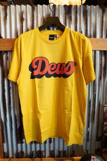 DEUS EX MACHINA FUZZ TEE (SUPER LEMON)