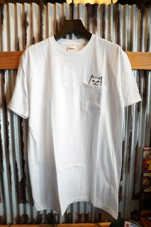 RIPNDIP Lord Nermal Tee (White)
