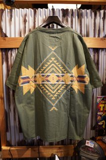 PENDLETON Back Print Tee (Light Green)