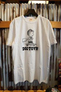 TSPTR DOG TOWN S/S T-SHIRT (WHITE)
