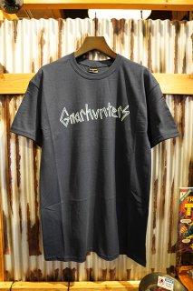 Gnarhunters Classic Logo Tee (NAVY)