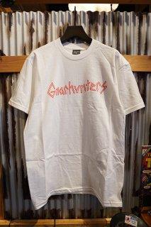Gnarhunters Classic Logo Tee (WHITE)