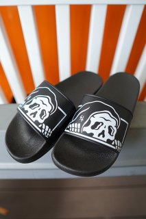 LURKING CLASS BY SKETCHY TANK SHOWER SANDAL (BLACK)