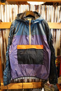 GLOBE COF Packable Jacket (Dusty Grape)