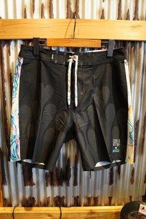 GLOBE Dead Kooks Boardshorts (Black)