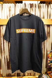 POWELL PERALTA SUPREME S/S T-SHIRT (NAVY)