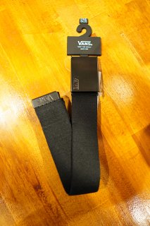 VANS DEPPSTER � WEB BELT (BLACK)
