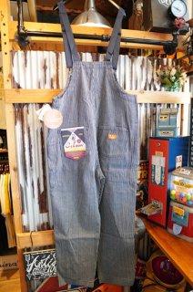 Cookman Fisherman's Bib Overall (「Hickory」)