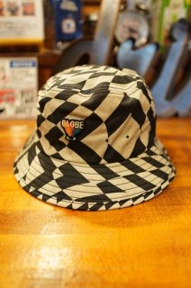 GLOBE COF Bucket Hat (Vortex Black)