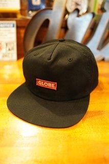 GLOBE Bar Cap (Black)