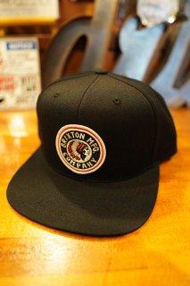 BRIXTON Rival Snapback Cap (Black)