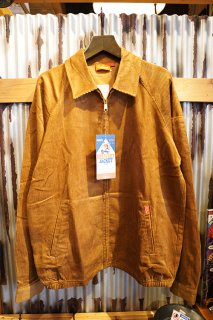 Cookman Delivery Jacket 「Corduroy」(Brown)