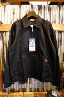Cookman Delivery Jacket 「Black」