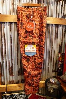 Cookman Chef Cargo Pants (「Ripstop」 Duck Hunter Camo Red)