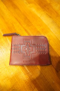 PENDLETON ZIP WALLET (RED)
