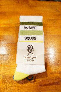 MISFIT SHAPES HARD GOODS SOCKS (3 Pack)