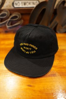 MISFIT SHAPES FULL OF LOVE CAP (WASHED BLACK)