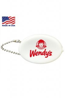 Wendy's COIN CASE