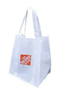 HOME DEPOT ECO BAG (WHITE)