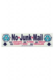 GLOW SIGN (US NO JUNK MAIL)