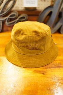 THE QUIET LIFE Cord Bucket Hat (TAN)