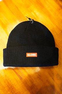 GLOBE × ZPI Beanie (Black)