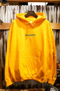 THE QUIET LIFE Origin Embroidered Hood (GOLD)