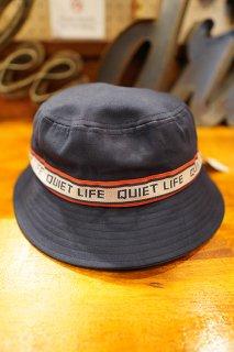 THE QUIET LIFE Sport Bucket Hat (Navy)