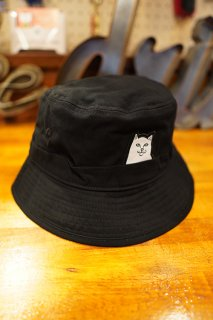 RIPNDIP Lord Nermal Bucket Hat (Black)