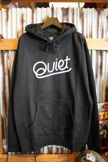 THE QUIET LIFE Script Hood (Black)