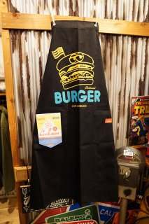 Cookman Long Apron「BURGER」