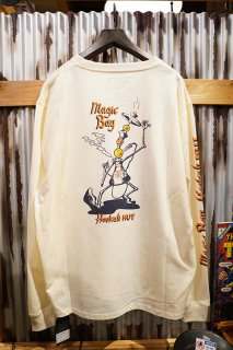 "ROARK REVIVAL ""MAGIC BAY"" L/S TEE"