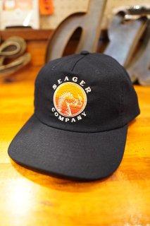 SEAGER HIGH HORSE SNAPBACK CAP (NAVY)