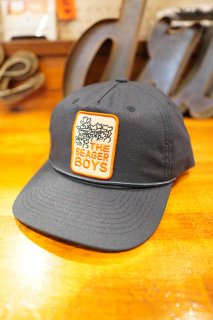 SEAGER THE SEAGER BOYS SNAPBACK CAP (NAVY)