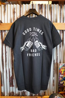 LURKING CLASS BY SKETCHY TANK GOOD TIMES TEE (BLACK)