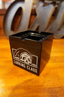 LURKING CLASS BY SKETCHY TANK LC ASHTRAY	(BLACK)