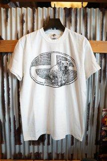 POCKET PISTOLS DOG TEE (WHITE)